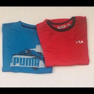 PUMA/FILA Tops